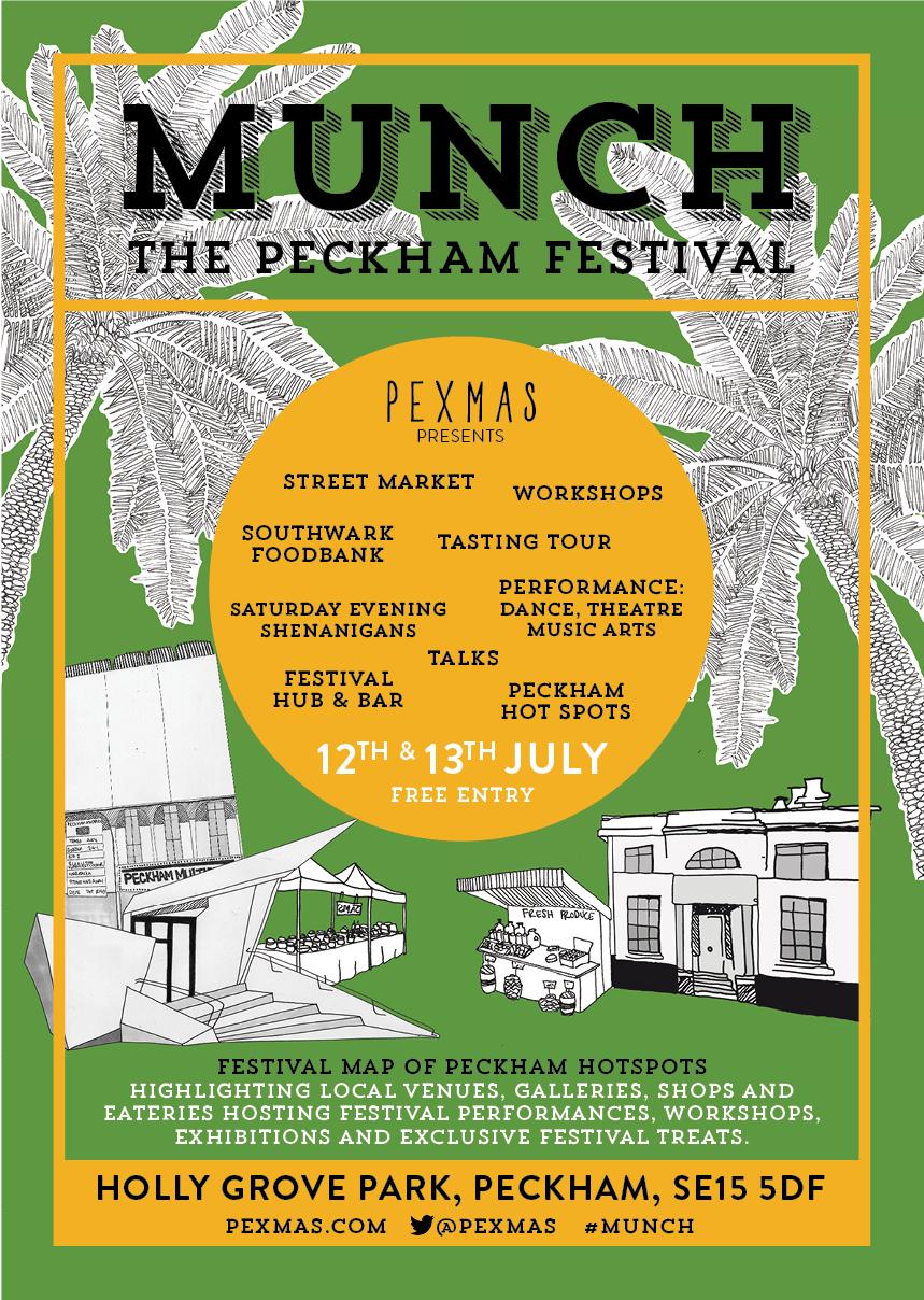 Munch Festival Peckham