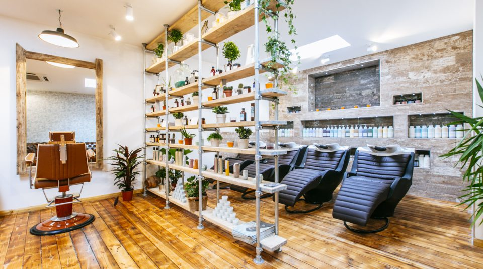 hairdressers in dalston interior furniture