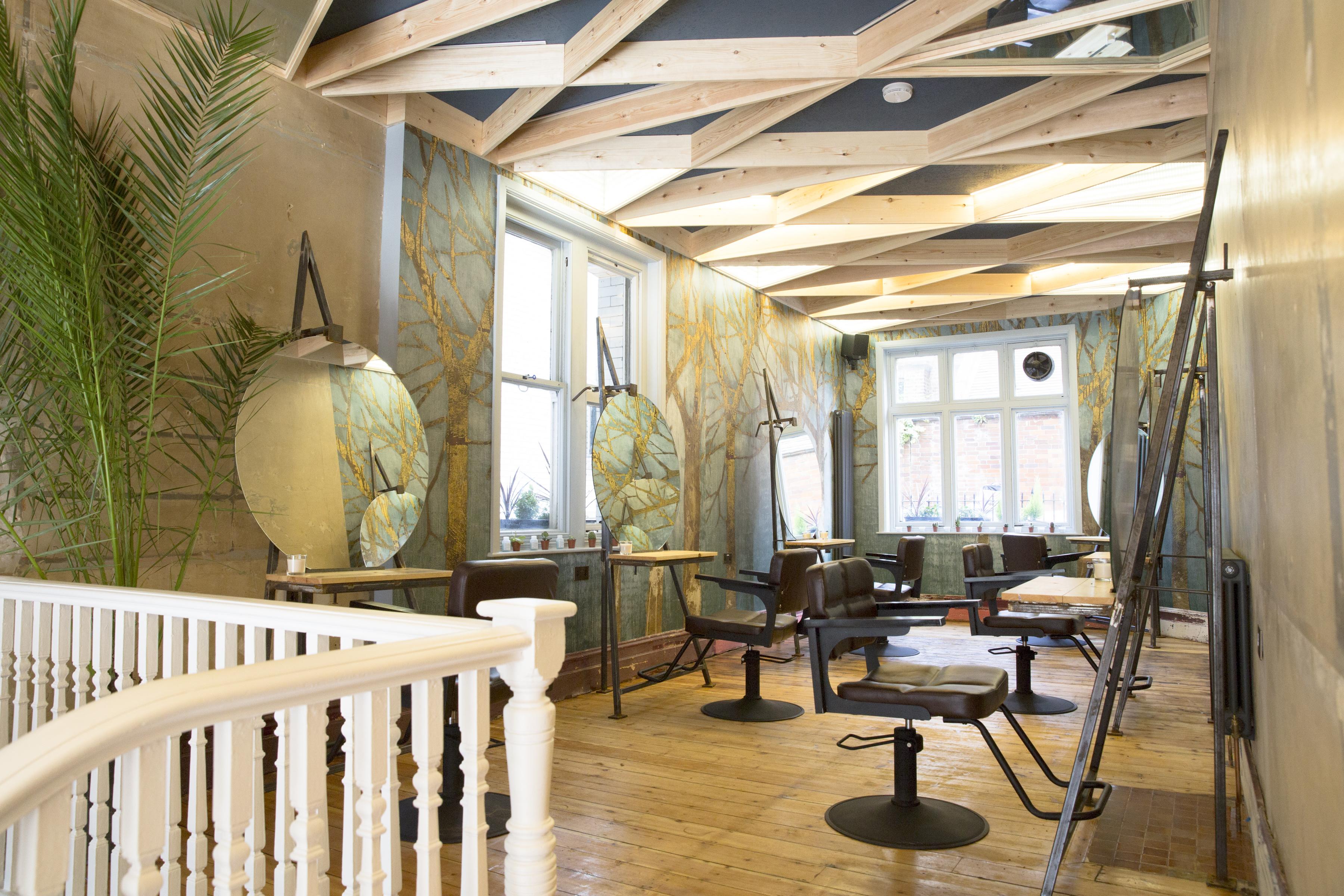 hairdressers in streatham interior
