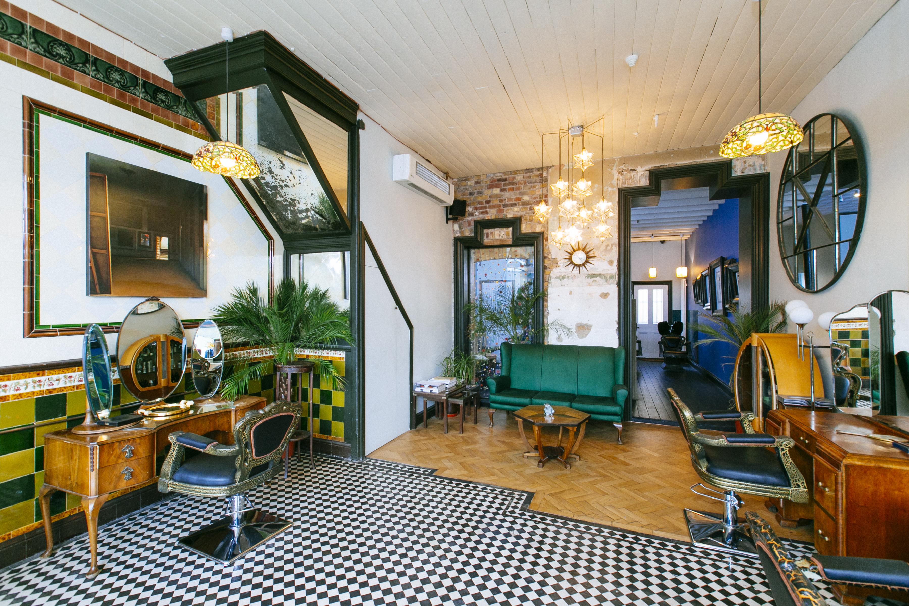 hairdressers in peckham interior