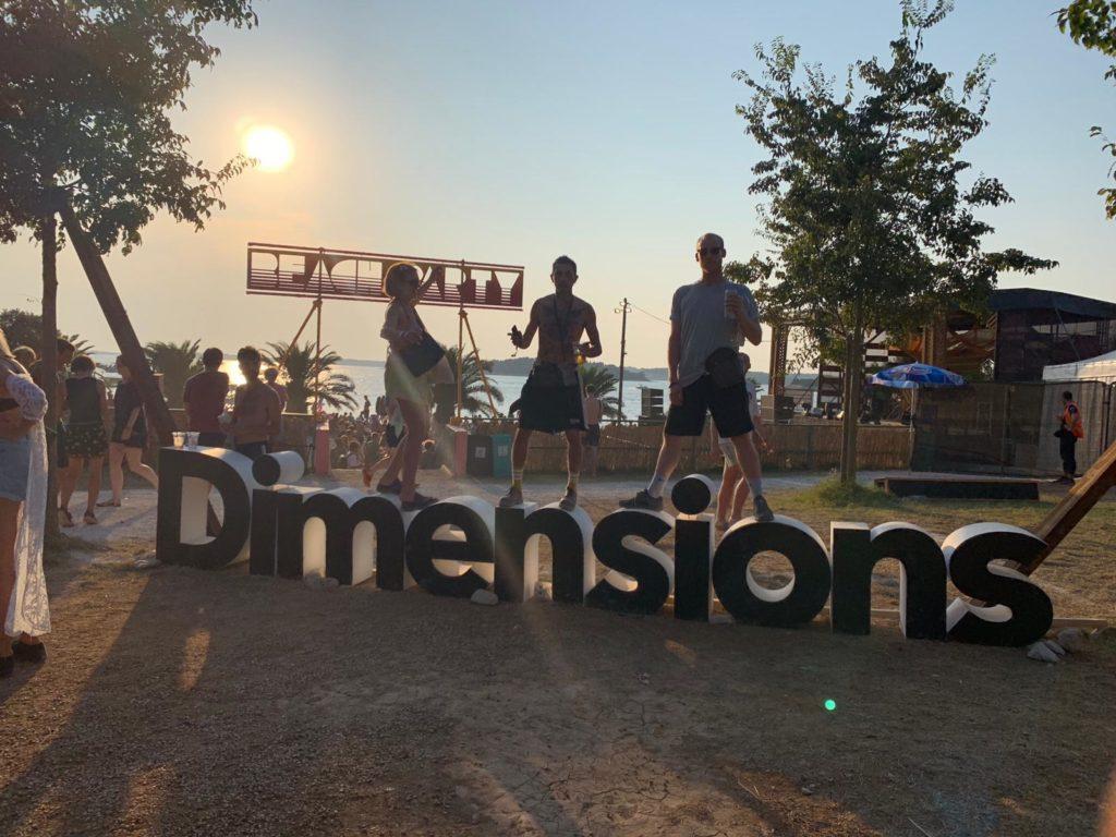 Blue Tit Dimensions Festival