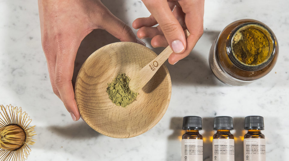 Oway Herbs & Clay Treatment
